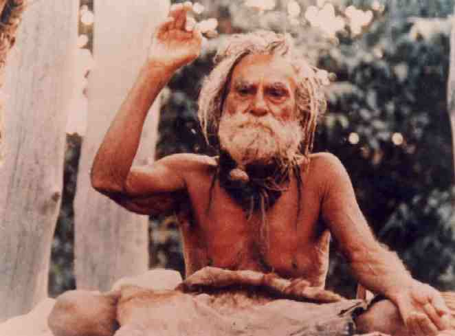 Longevity miracle - Devraha Baba 250+ years old.